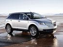 Lincoln MKX: Facelift a nový motor pro modelový rok 2011