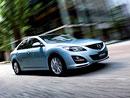 Mazda připravuje hybridní Šestku
