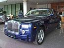 Rolls-Royce Phantom se představil v House of England v Brně