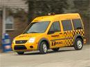 Video: Ford Transit Connect Taxi – Novinka pro USA