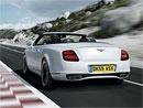 Bentley Continental Supersports Convertible: Nejrychlejší čtyřsedadlové kabrio na světě