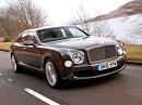 Bentley Mulsanne dostane motor 6,75 l V8 (377 kW, 1020 Nm) a jede až 296 km/h
