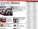 Autosalon Ženeva 2010 – Speciální příloha Auto.cz