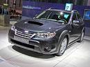 Subaru Impreza XV: Japonský skaut