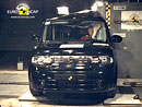 Euro NCAP 2010:  Nissan Cube – Čtyři hvězdy podle nové metodiky díky slabší ochraně dětí