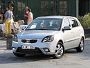 Kia Rio 2010: Hatchback a sedan po faceliftu na českém trhu