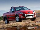 Peugeot Hoggar: Brazilský pick-up řady 207