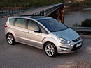 Ford S-Max 2,0 EcoBoost (176 kW): Nejsilnější MPV za 886 tisíc Kč