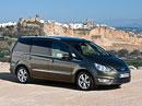 Ford Galaxy na českém trhu: Po faceliftu od 659.990,- Kč, turbodiesel začíná na 734.990,- Kč
