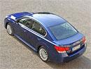 Český trh v únoru 2010: Subaru Legacy znovu v Top 5 střední třídy
