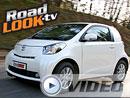 Toyota iQ: Nové auto pro Haničku (Roadlook TV)