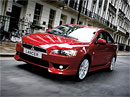Mitsubishi Lancer Style: Sedan i hatchback nyní za 329.900,-Kč