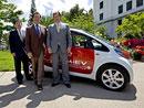Mitsubishi i-MiEV: Arnold Schwarzenegger chce pro kalifornské úřady elektromobily