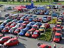 Chevrolet má nový rekord: 101 Sparků se sjelo do Třebíče