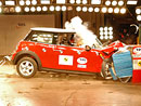 Euro NCAP: Mini – Pět hvězd pro dospělé cestující i díky připomínačům