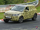 Spy Photos: Range Rover Evoque - Pět dveří už v Paříži