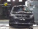 Euro NCAP 2010: Citroën C4 – Pět hvězd celkem, ale horší ochrana chodců