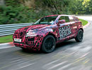 Range Rover Evoque: Testy na Nürburgringu oficiálně