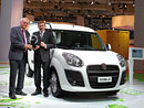 Van of the Year 2011: Fiat Doblo Cargo