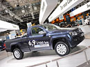 VW na IAA: Amarok SingleCab, Caddy BlueMotion