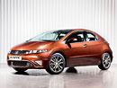 Honda Civic model 2011: Alcantara a nová maska pro všechny