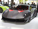 Lamborghini v Paříži