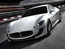 Maserati GranTurismo MC Stradale: Nové fotografie a video