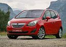 Opel Meriva: Naftové jízdní dojmy