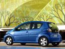 Toyota Aygo: Tři dveře, klimatizace a litá kola za 189.900,- Kč