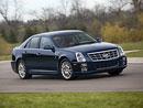 Cadillac STS: Konec v�roby velk�ho sedanu v USA