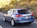 Opel Astra Sports Tourer: Obr v nižší střední třídě