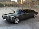 Ruský ZIL chystá novou státnickou limuzínu