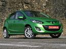 Mazda 2: První jízdní dojmy