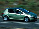 Peugeot 307 byl zvolen Vozem roku 2002