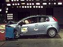 Crashtest: Grande Punto vyvázlo s pěti hvězdami