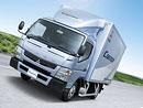 Mitsubishi Fuso Canter: Nová generace