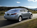Buick LaCrosse eAssist: Lehká elektrifikace