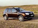 Dacia svolává Duster k opravám brzdového vedení