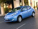 Nissan Leaf: Kompletní technická data