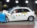 Euro NCAP 2010:  Audi A1 – Pět hvězd pro nejmenšího