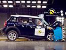Euro NCAP 2010: MINI Countryman – Pět hvězd nyní i v roce 2012