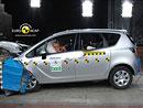 Euro NCAP 2010: Opel Meriva – Pět hvězd