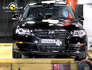 Euro NCAP 2010: VW Passat – Pět hvězd