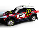 MINI All4 Racing: Countryman míří na Rallye Dakaru