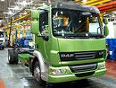 DAF LF Hybrid: Výroba zahájena