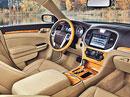 Chrysler 300: První foto interiéru