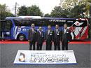 Čisté korejské autobusy míří do Japonska