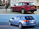 Ford Focus kombi vs. Opel Astra Sports Tourer