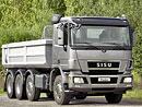 Mercedes-Benz Trucks jako dodavatel Sisu