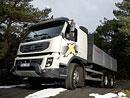 Volvo Trucks: Nízká bezpečnost na staveništích